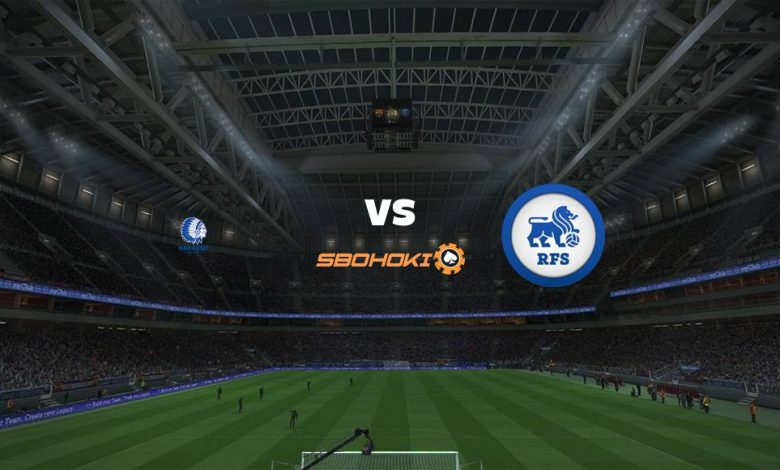 Live Streaming  KAA Gent vs Rigas Futbola Skola 5 Agustus 2021 1
