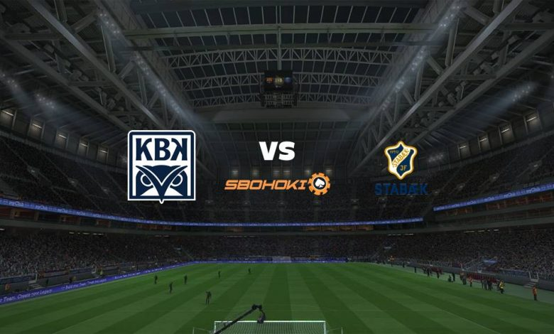 Live Streaming  Kristiansund BK vs Stabaek 14 Agustus 2021 1