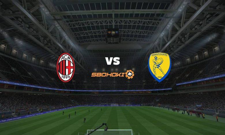 Live Streaming  Milan vs Panathinaikos 14 Agustus 2021 1