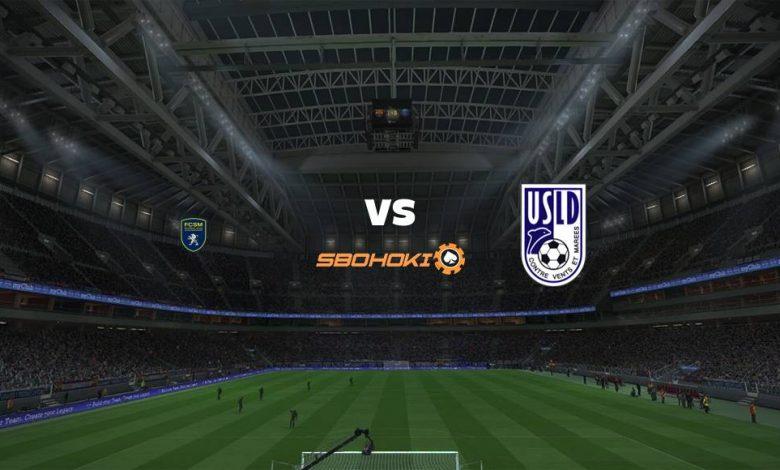 Live Streaming  Sochaux vs Dunkerque 14 Agustus 2021 1