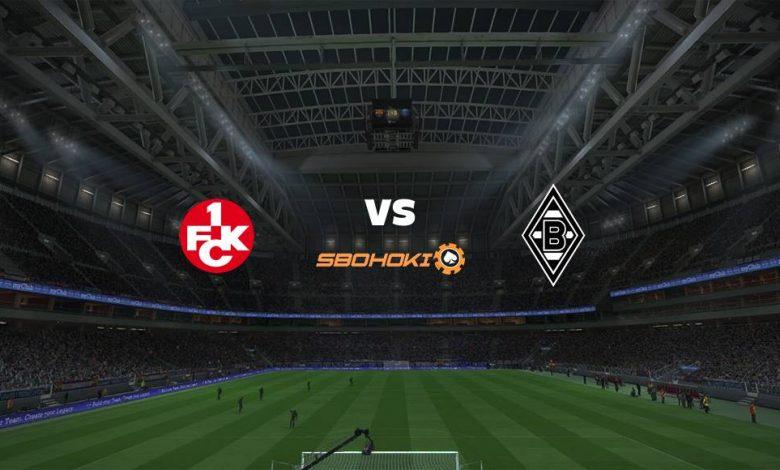 Live Streaming  Kaiserslautern vs M'gladbach 9 Agustus 2021 1