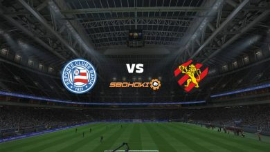 Photo of Live Streaming  Bahia vs Sport 1 Agustus 2021