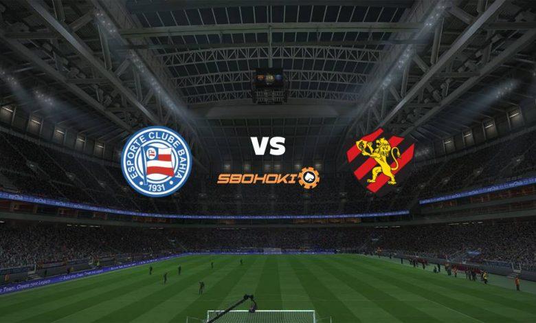 Live Streaming  Bahia vs Sport 1 Agustus 2021 1
