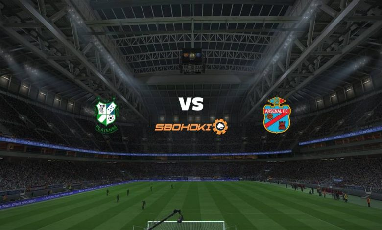 Live Streaming  Platense vs Arsenal de Sarandí 15 Agustus 2021 1