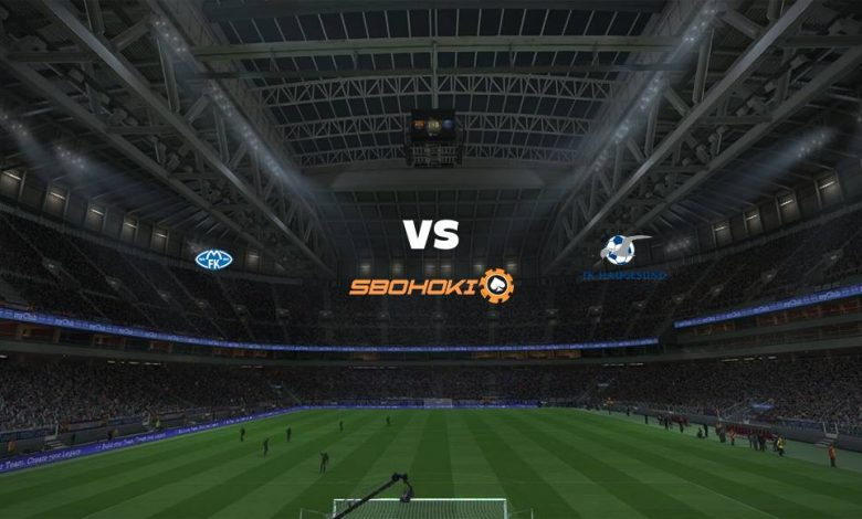 Live Streaming  Molde vs Haugesund 8 Agustus 2021 1