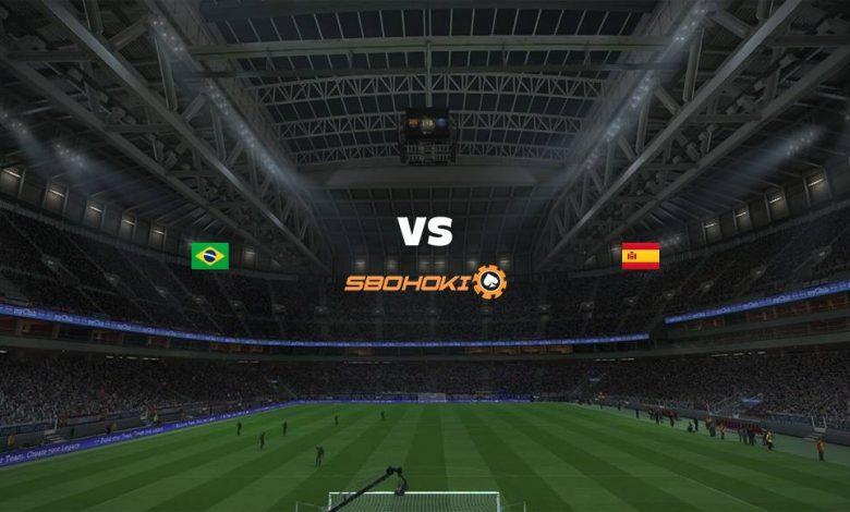 Live Streaming  Brazil U23 vs Spain U23 7 Agustus 2021 1