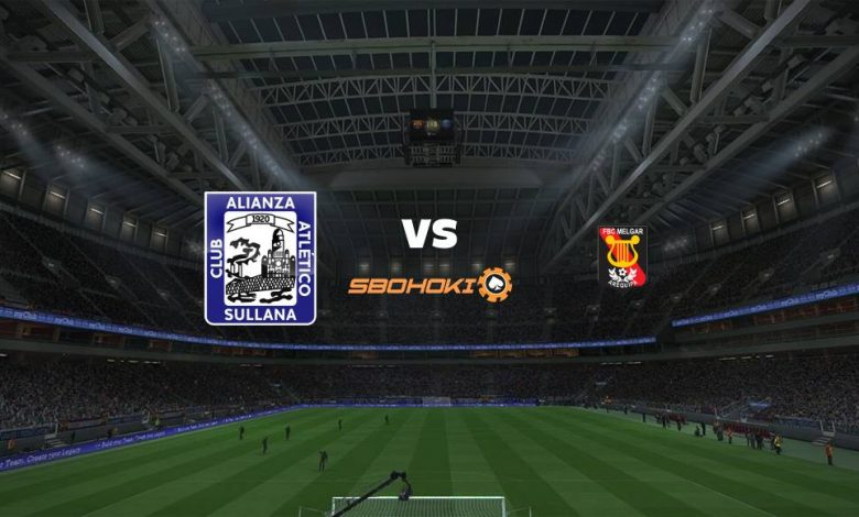 Live Streaming  Alianza Atlético vs Melgar 13 Agustus 2021 1