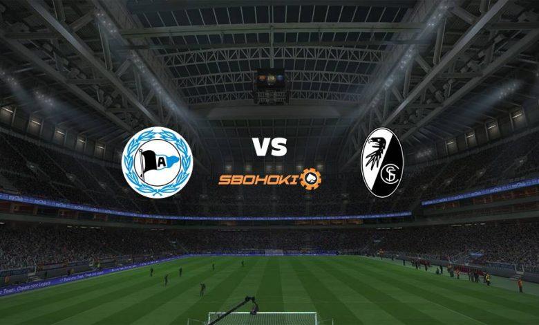Live Streaming  Arminia Bielefeld vs SC Freiburg 14 Agustus 2021 1