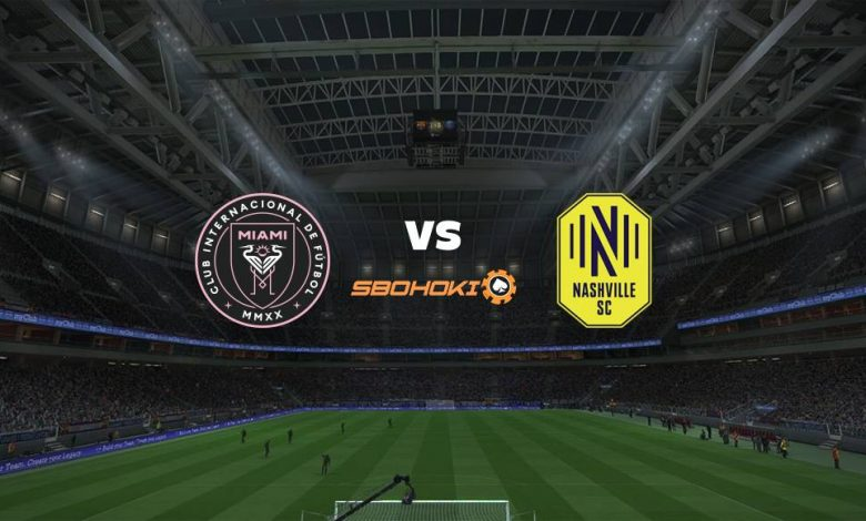 Live Streaming  Inter Miami CF vs Nashville SC 8 Agustus 2021 1