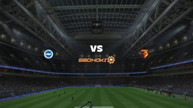 Photo of Live Streaming  Brighton and Hove Albion vs Watford 21 Agustus 2021