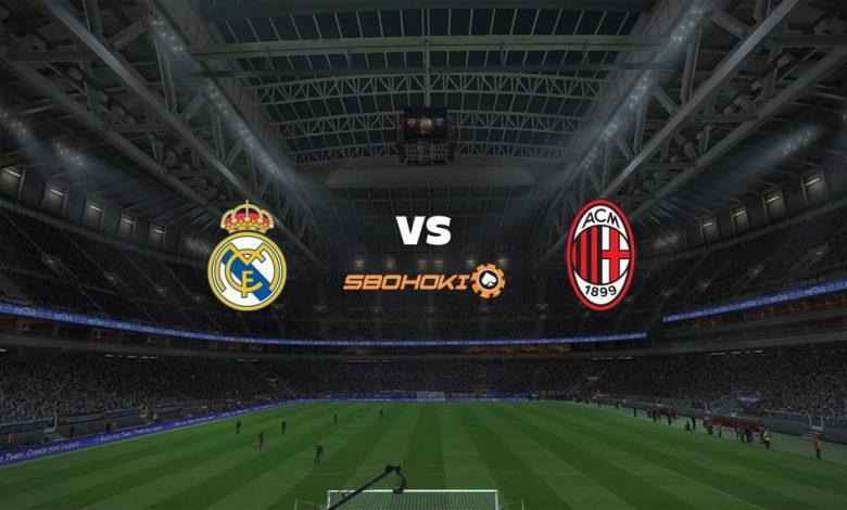 Live Streaming  Real Madrid vs Milan 8 Agustus 2021 1