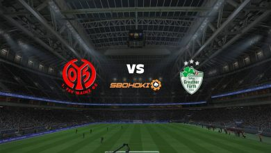 Photo of Live Streaming  Mainz vs SpVgg Greuther Furth 28 Agustus 2021