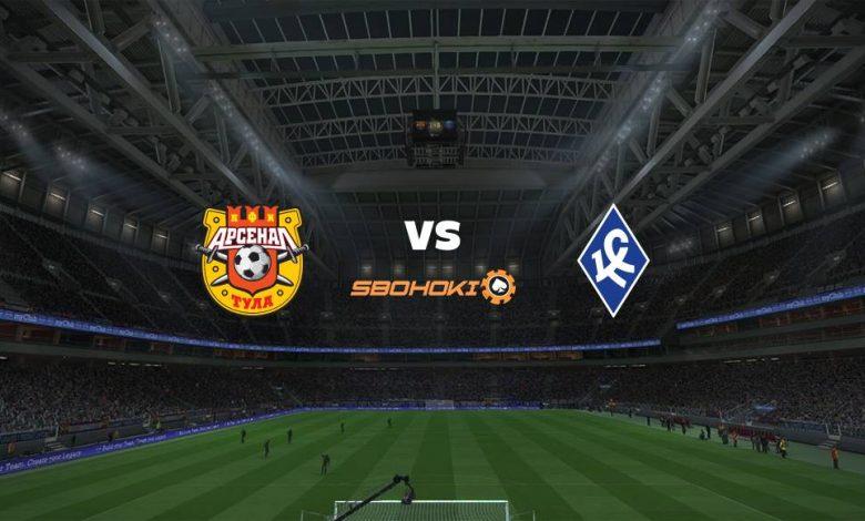 Live Streaming  FC Arsenal Tula vs Krylia Sovetov 7 Agustus 2021 1