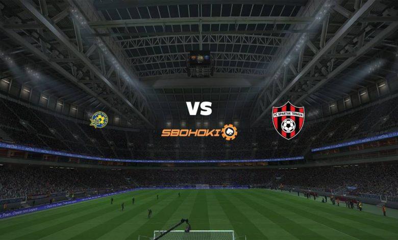 Live Streaming  Maccabi Tel-Aviv vs FC Spartak Trnava 12 Agustus 2021 1