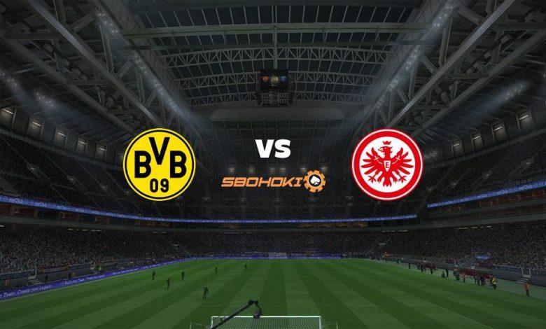 Live Streaming  Borussia Dortmund vs Eintracht Frankfurt 14 Agustus 2021 1