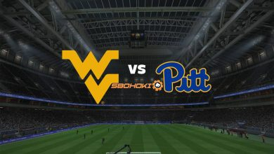 Photo of Live Streaming  West Virginia vs Pittsburgh 30 Agustus 2021