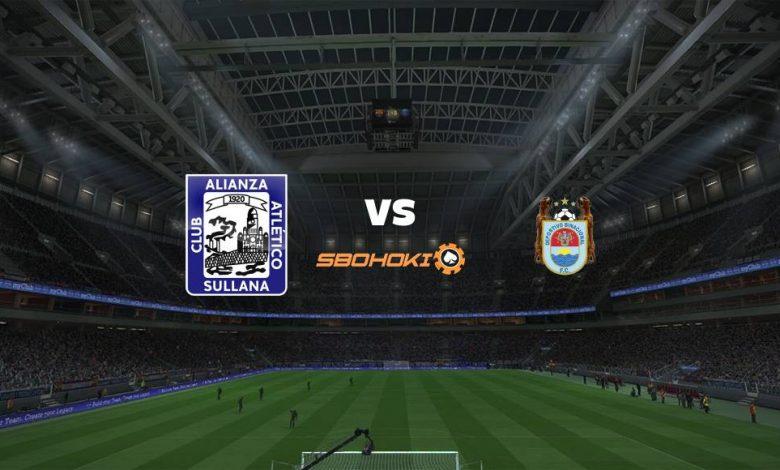 Live Streaming  Alianza Atlético vs Deportivo Binacional 4 Agustus 2021 1
