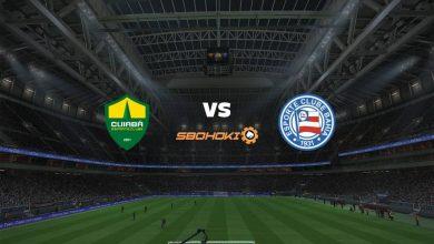 Photo of Live Streaming  Cuiabá vs Bahia 8 Agustus 2021