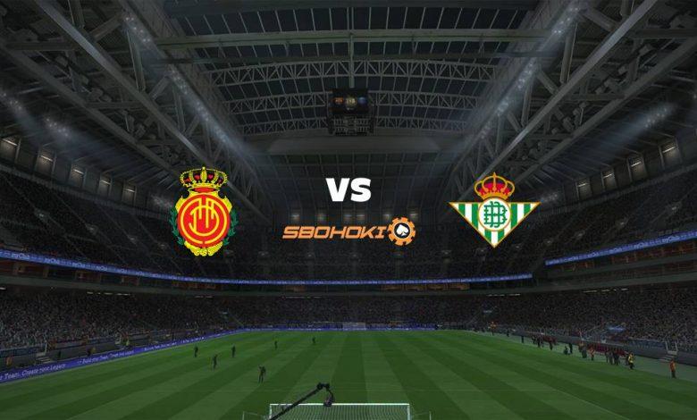 Live Streaming  Mallorca vs Real Betis 14 Agustus 2021 1