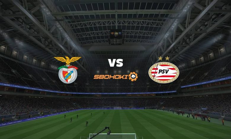 Live Streaming  Benfica vs PSV Eindhoven 18 Agustus 2021 1