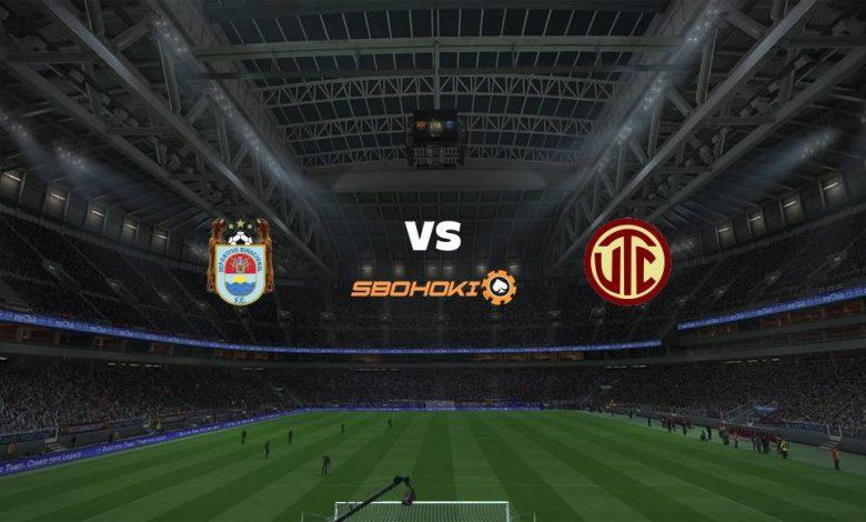 Live Streaming  Deportivo Binacional vs UTC 7 Agustus 2021 1
