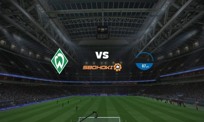 Live Streaming  Werder Bremen vs SC Paderborn 07 15 Agustus 2021 1