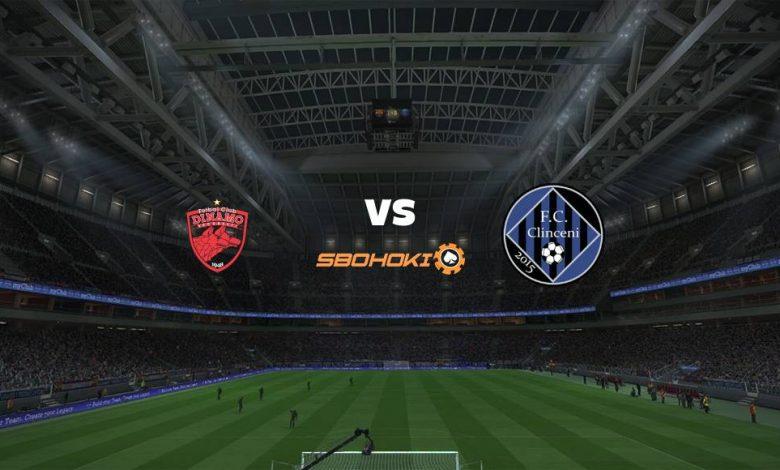 Live Streaming  Dinamo Bucuresti vs Academica Clinceni 2 Agustus 2021 1