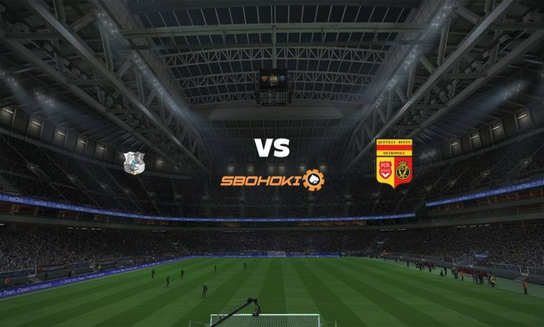 Live Streaming  Amiens vs US Quevilly 7 Agustus 2021 1