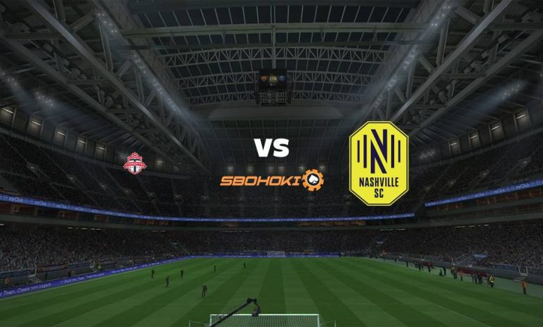 Live Streaming  Toronto FC vs Nashville SC 1 Agustus 2021 1