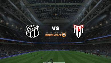 Photo of Live Streaming  Ceará vs Atlético-GO 8 Agustus 2021