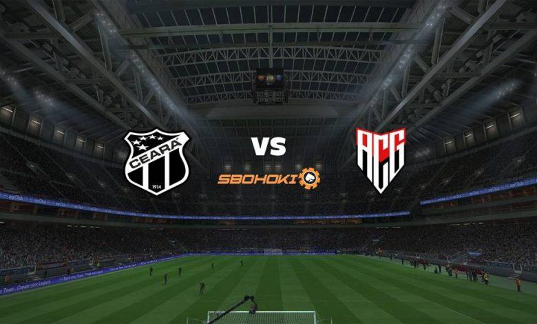 Live Streaming  Ceará vs Atlético-GO 8 Agustus 2021 1