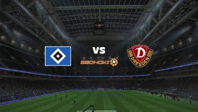 Photo of Live Streaming  Hamburg SV vs Dynamo Dresden 1 Agustus 2021
