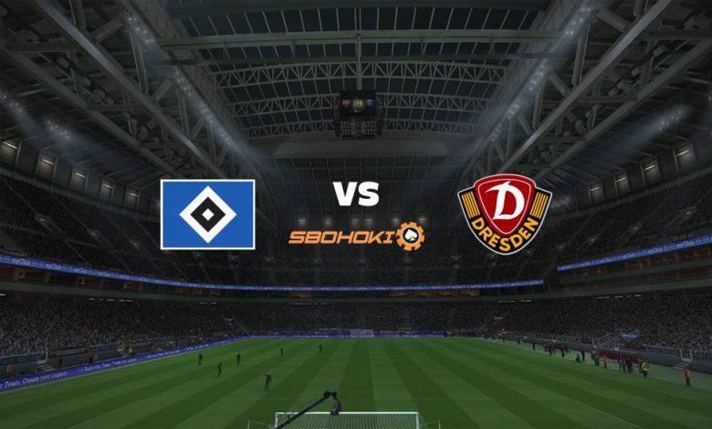 Live Streaming  Hamburg SV vs Dynamo Dresden 1 Agustus 2021 1