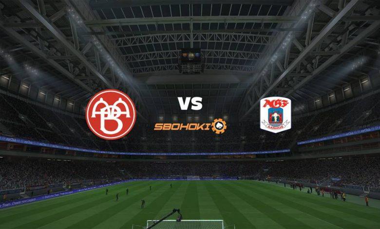 Live Streaming  AaB vs AGF Aarhus 8 Agustus 2021 1