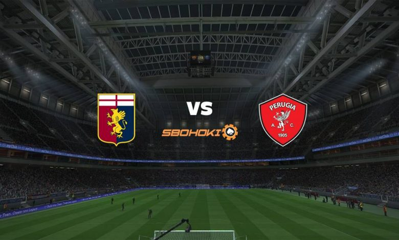 Live Streaming  Genoa vs Perugia 13 Agustus 2021 1