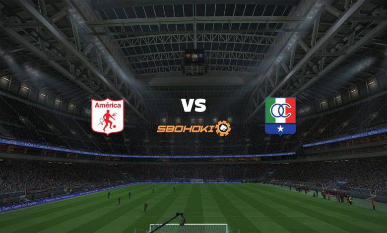 Live Streaming  América de Cali vs Once Caldas 7 Agustus 2021 1