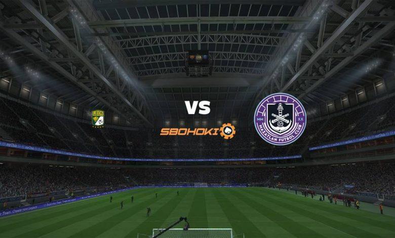 Live Streaming  León vs Mazatlán FC 15 Agustus 2021 1