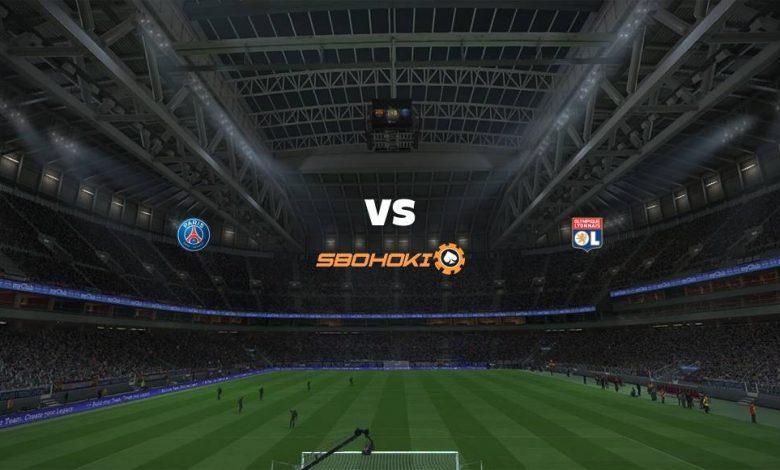 Live Streaming  Paris Saint-Germain (W) vs Lyon (W)  6 Agustus 2021 1