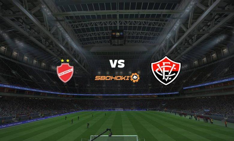Live Streaming  Vila Nova-GO vs Vitória 18 Agustus 2021 1
