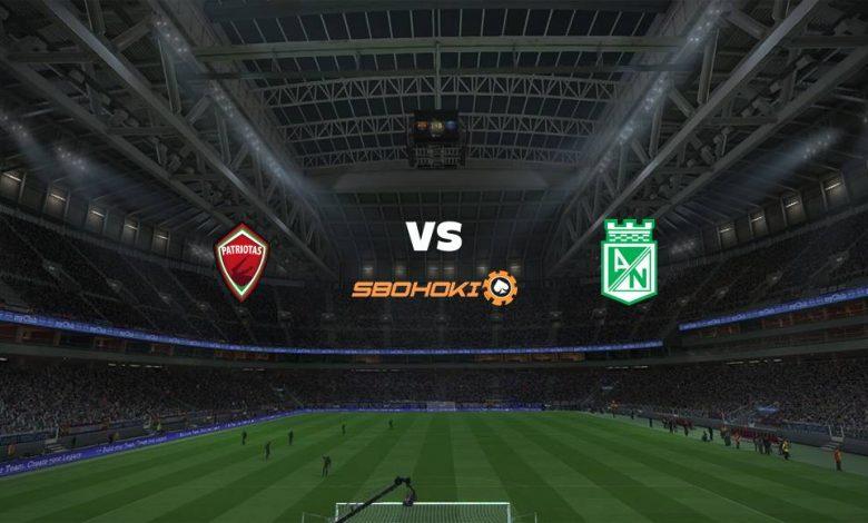 Live Streaming  Patriotas vs Atlético Nacional 15 Agustus 2021 1