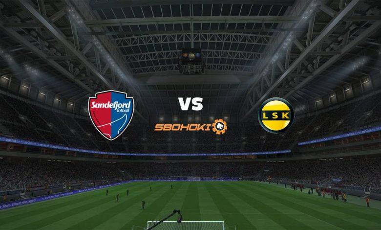 Live Streaming  Sandefjord vs Lillestrom 8 Agustus 2021 1