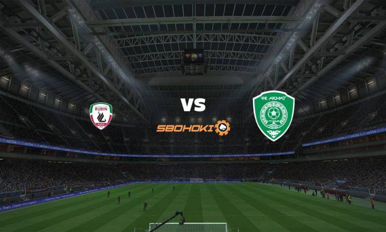 Live Streaming  Rubin Kazan vs Akhmat Grozny 8 Agustus 2021 1