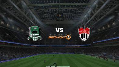 Photo of Live Streaming  Krasnodar vs FC Khimki 1 Agustus 2021