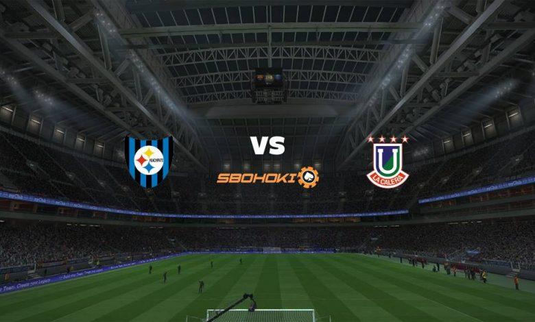 Live Streaming  Huachipato vs Unión La Calera 1 Agustus 2021 1