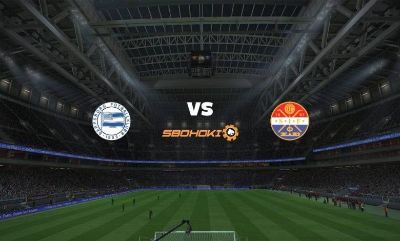 Live Streaming  Sarpsborg FK vs Stromsgodset 14 Agustus 2021 1