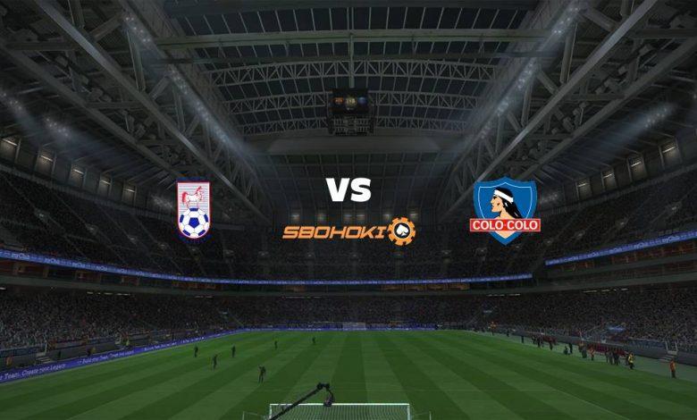 Live Streaming  Melipilla vs Colo Colo 2 Agustus 2021 1