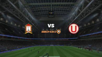 Photo of Live Streaming  Ayacucho FC vs Universitario 14 Agustus 2021