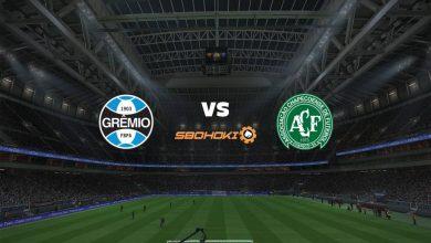 Photo of Live Streaming  Grêmio vs Chapecoense 9 Agustus 2021