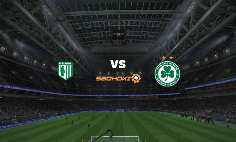 Live Streaming  Flora vs Omonia Nicosia 10 Agustus 2021 1
