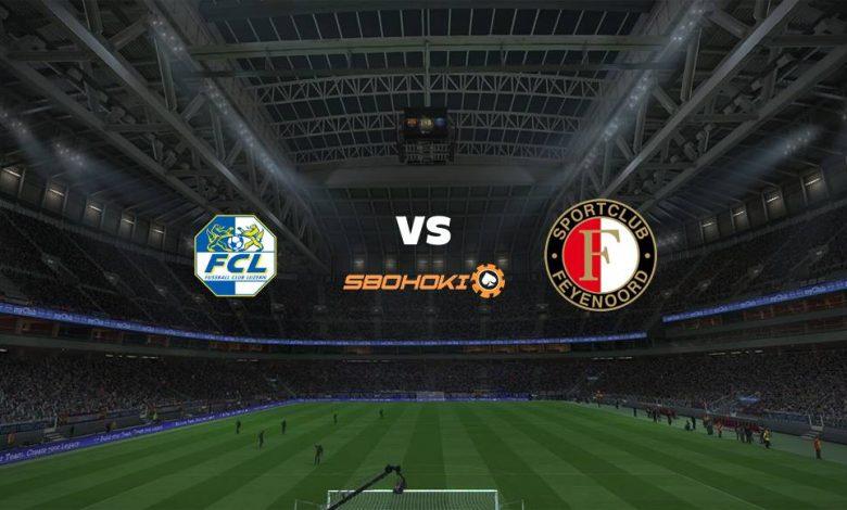 Live Streaming  FC Luzern vs Feyenoord 5 Agustus 2021 1